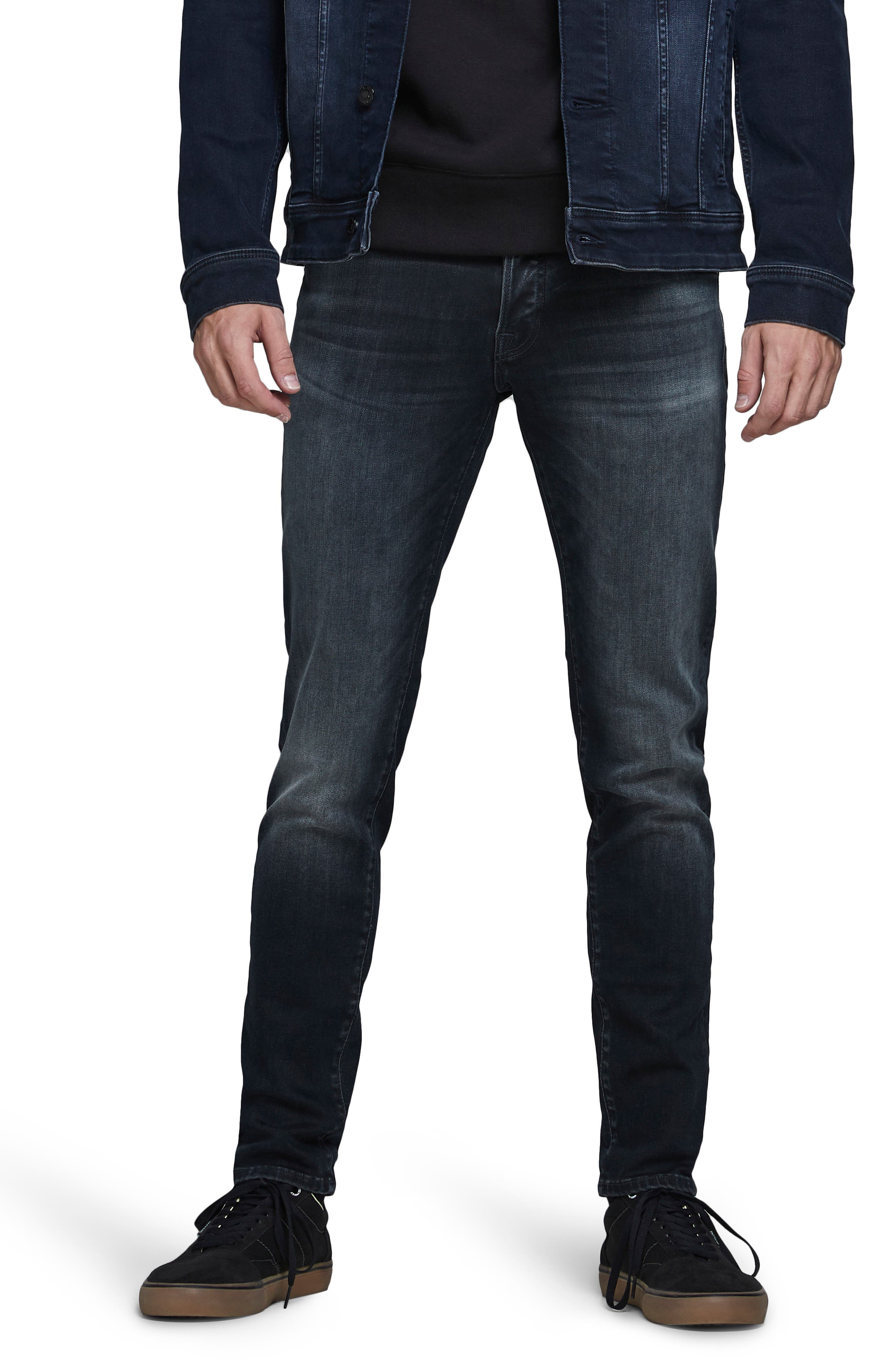 Glenn Fox Agi 104 50Sps Slim Fit Jeans
