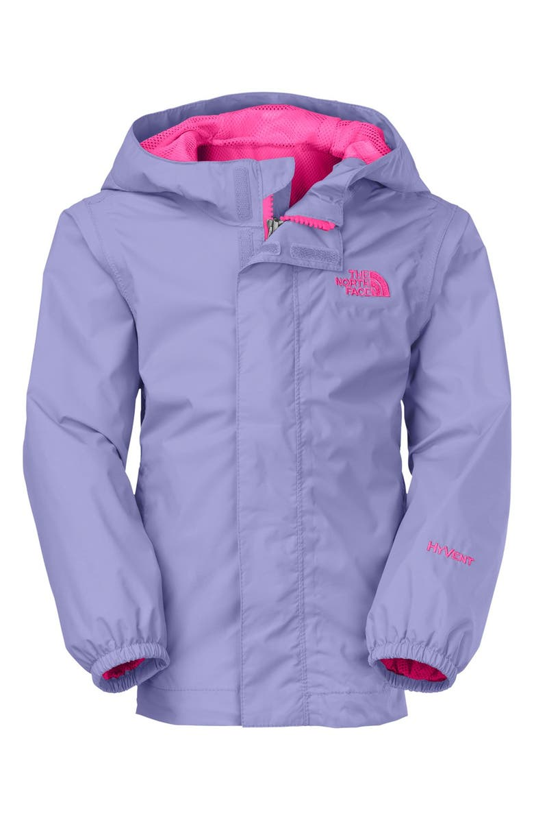 f1c78b4df The North Face 'Tailout' Rain Jacket (Toddler Girls) | Nordstrom