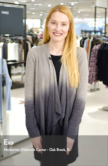 V-Neck Belted Midi Dress, sales video thumbnail