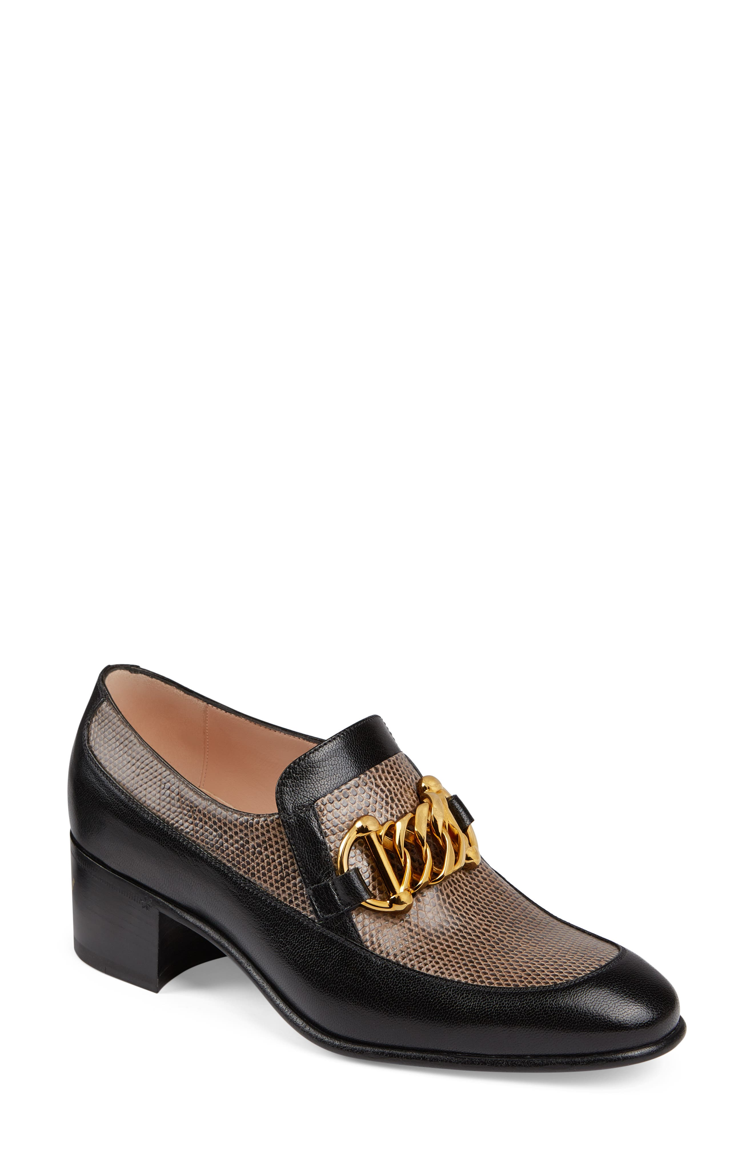 Gucci Loafers Ebal Loafer Pump