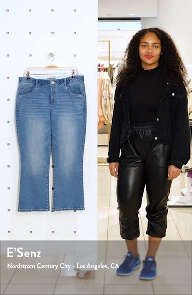 High Waist Flare Jeans, sales video thumbnail