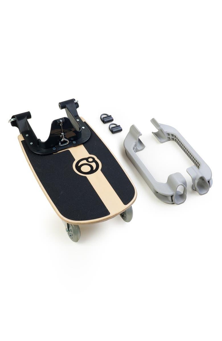 Sidekick Convertible Skateboard Position Stroller Board