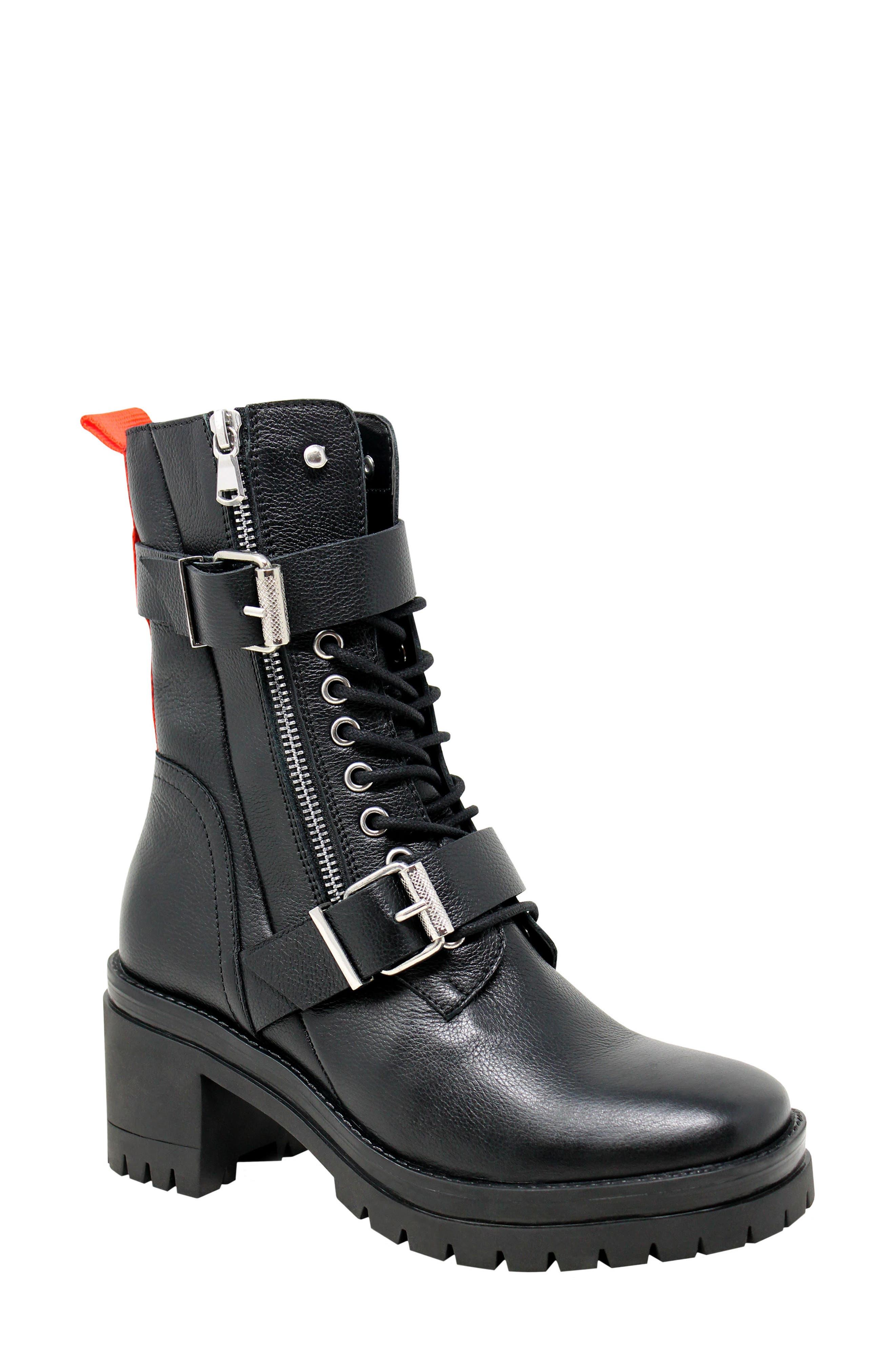 Clout Combat Boot