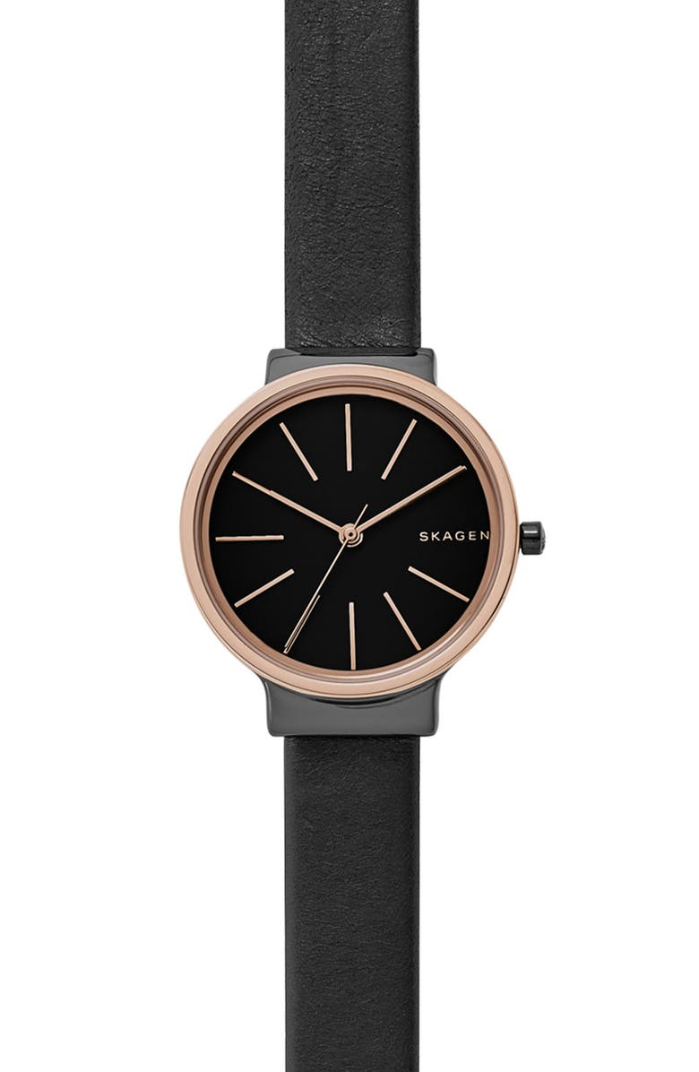 SKAGEN Ancher Strap Watch, 30mm, Main, color, 003
