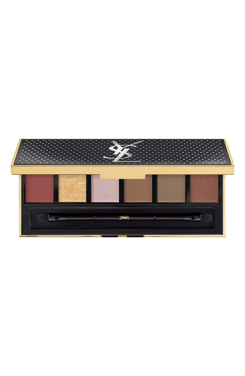 YVES SAINT LAURENT Sexy Tomboy Couture Eyeshadow Palette, Main, color, 000