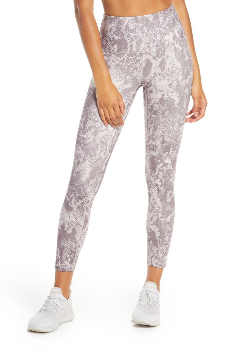 Studio High Waist 7/8 Leggings by Zella