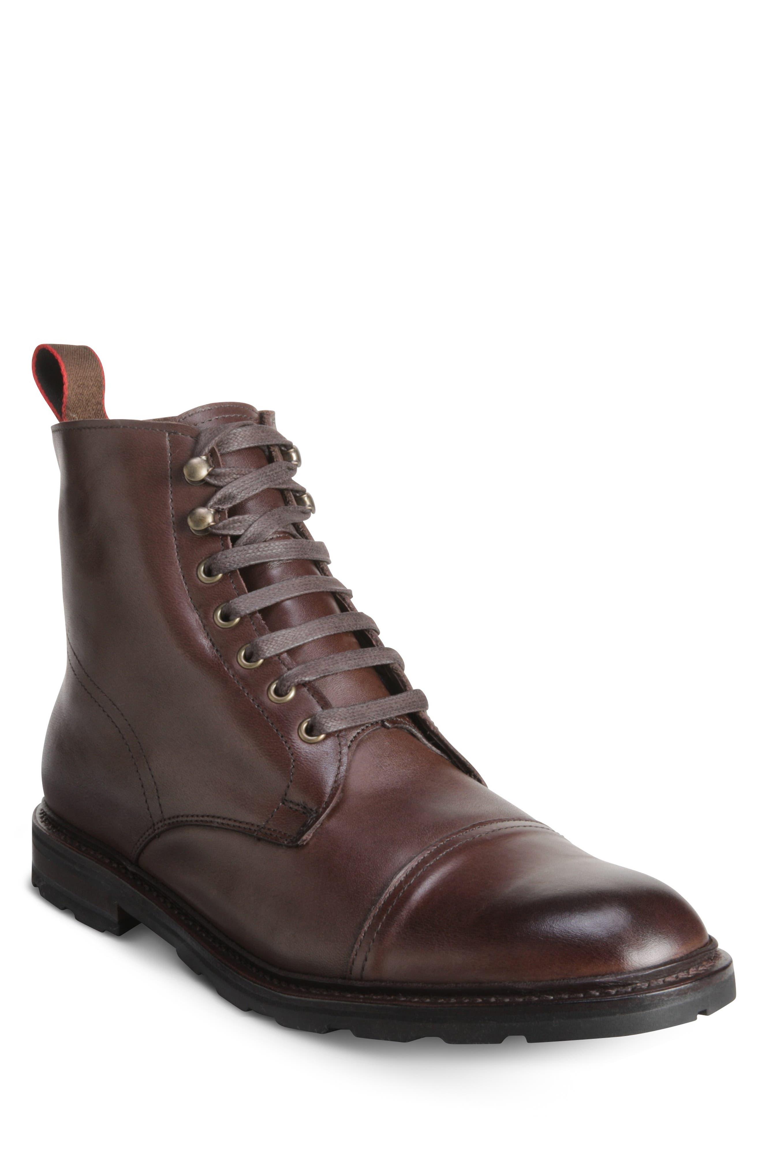 Alpine Cap Toe Boot
