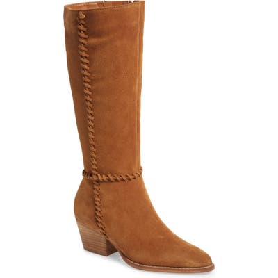 Coconuts By Matisse Earl Knee High Boot- Brown
