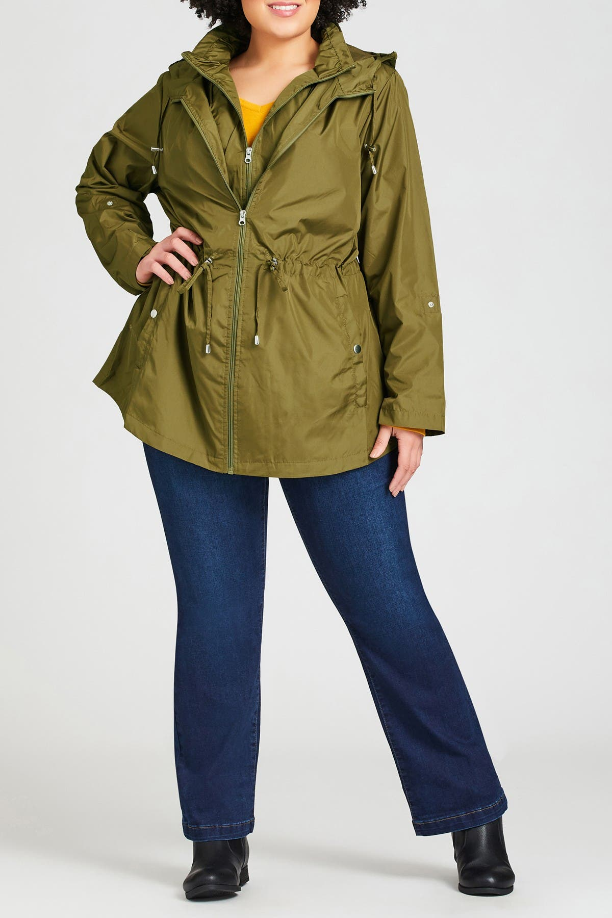Image of AVENUE Packable Parka