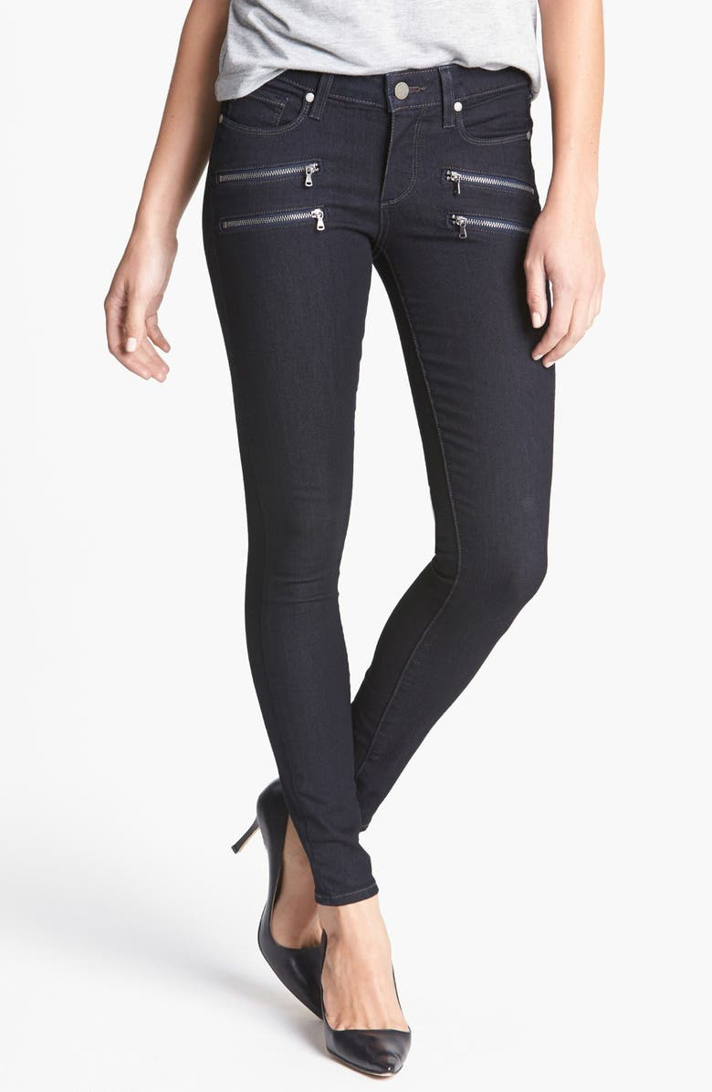 PAIGE Denim 'Edgemont' Ultra Skinny Jeans, Main, color, 400
