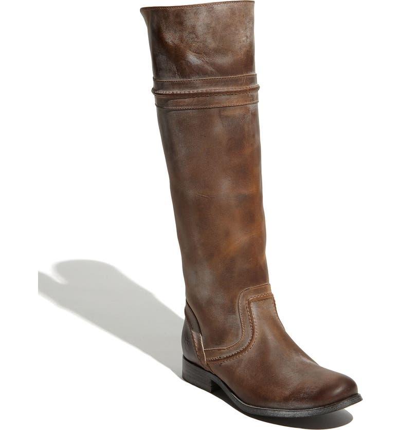 FRYE 'Melissa Trapunto' Boot, Main, color, 235