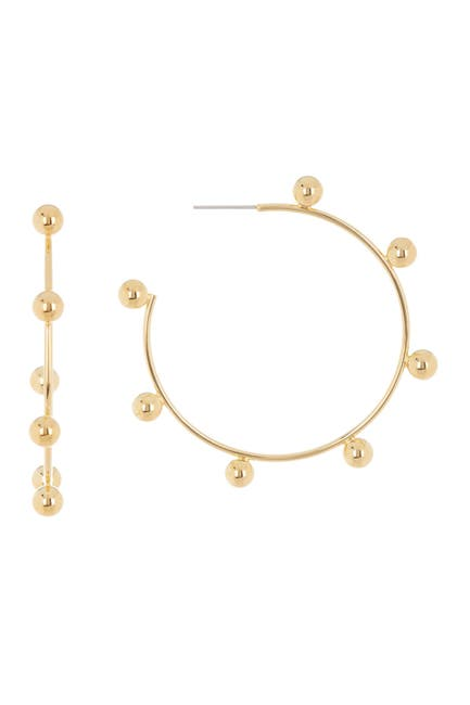 Image of Liza Schwartz Gaga Hoop Earrings