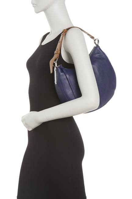 Image of Vince Camuto Tally Leather Shoulder Bag