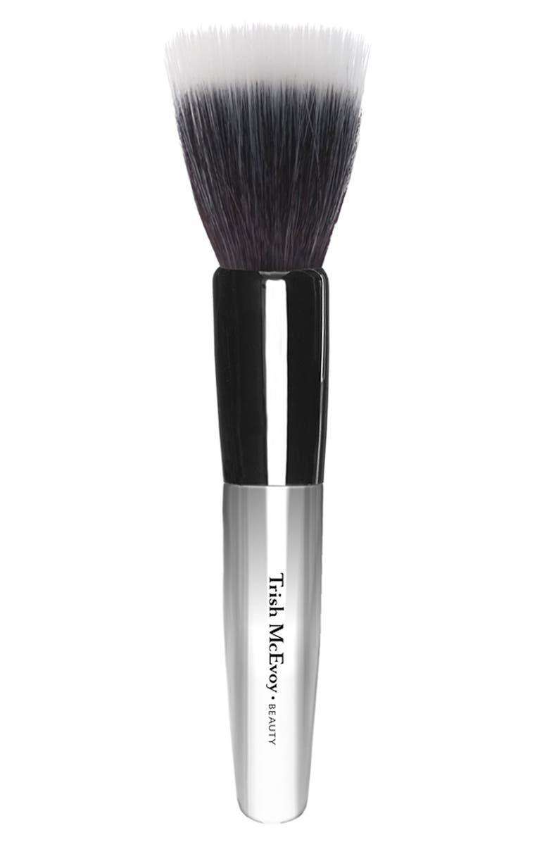 TRISH MCEVOY Mistake Proof Sheer Application Brush, Main, color, No Color