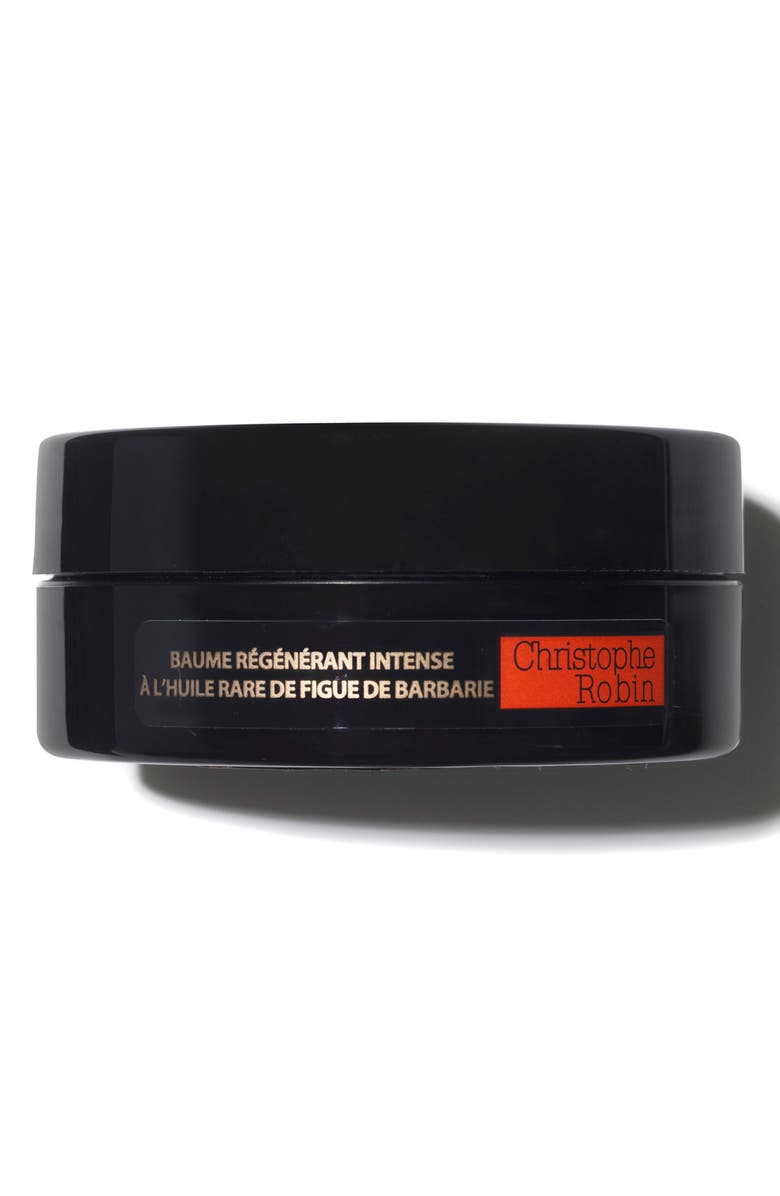 CHRISTOPHE ROBIN Intense Regenerating Balm with Rare Prickly Pear Oil, Main, color, NO COLOR