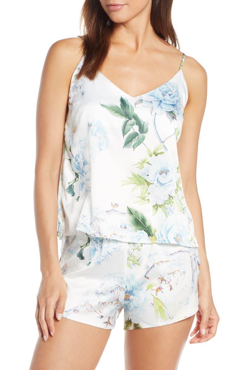 HOMEBODII Amalia Short Pajamas, Main, color, 400