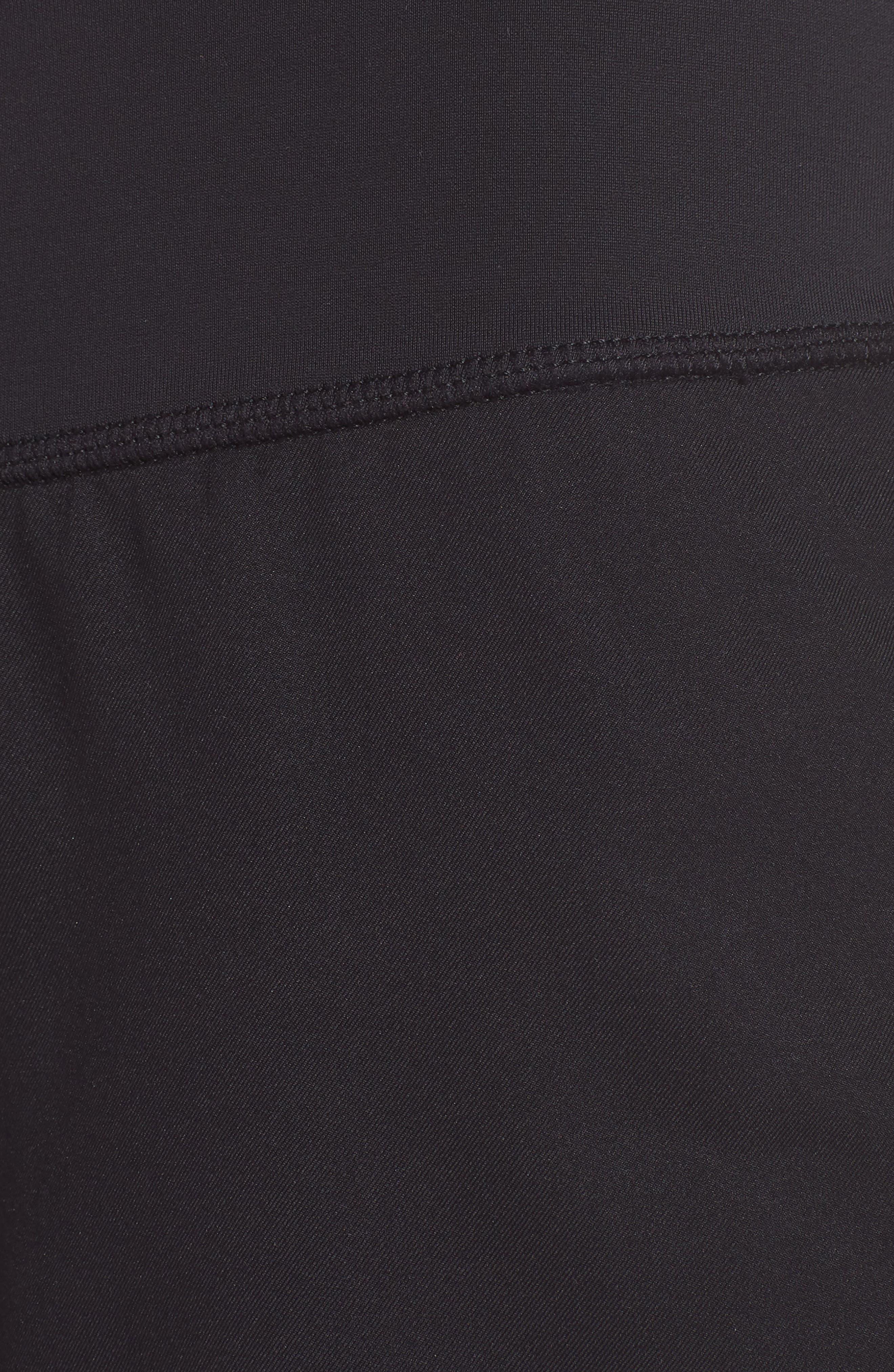 ,                             Swim Board Shorts,                             Alternate thumbnail 6, color,                             BLACK