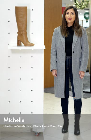 Knee High Block Heel Boot, sales video thumbnail