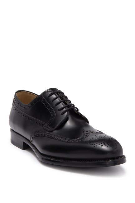 Image of Magnanni Roda II Wingtip Derby - Wide Width Available