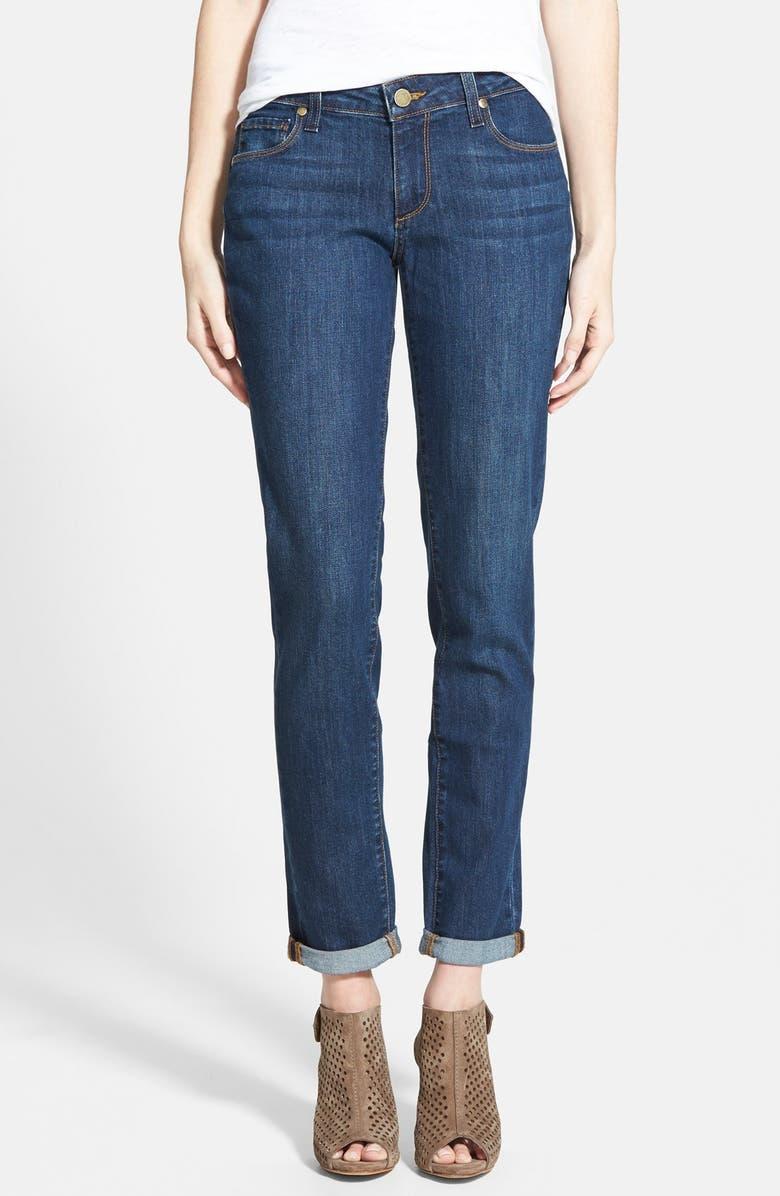 PAIGE Denim 'Jimmy Jimmy' Boyfriend Skinny Jeans, Main, color, 400