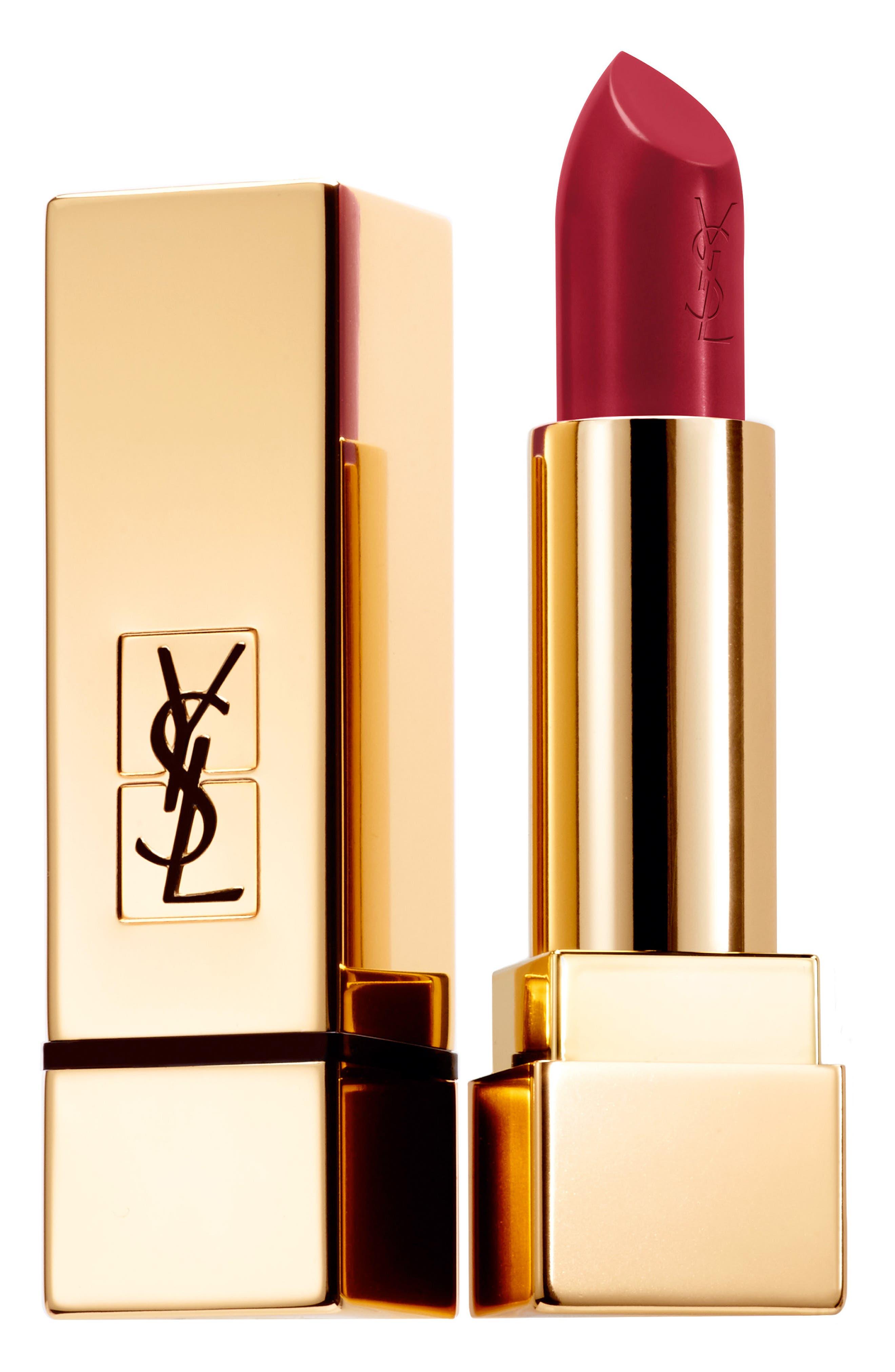 Yves Saint Laurent Rouge Pur Couture Satin Lipstick - 72 Rouge Vinyle