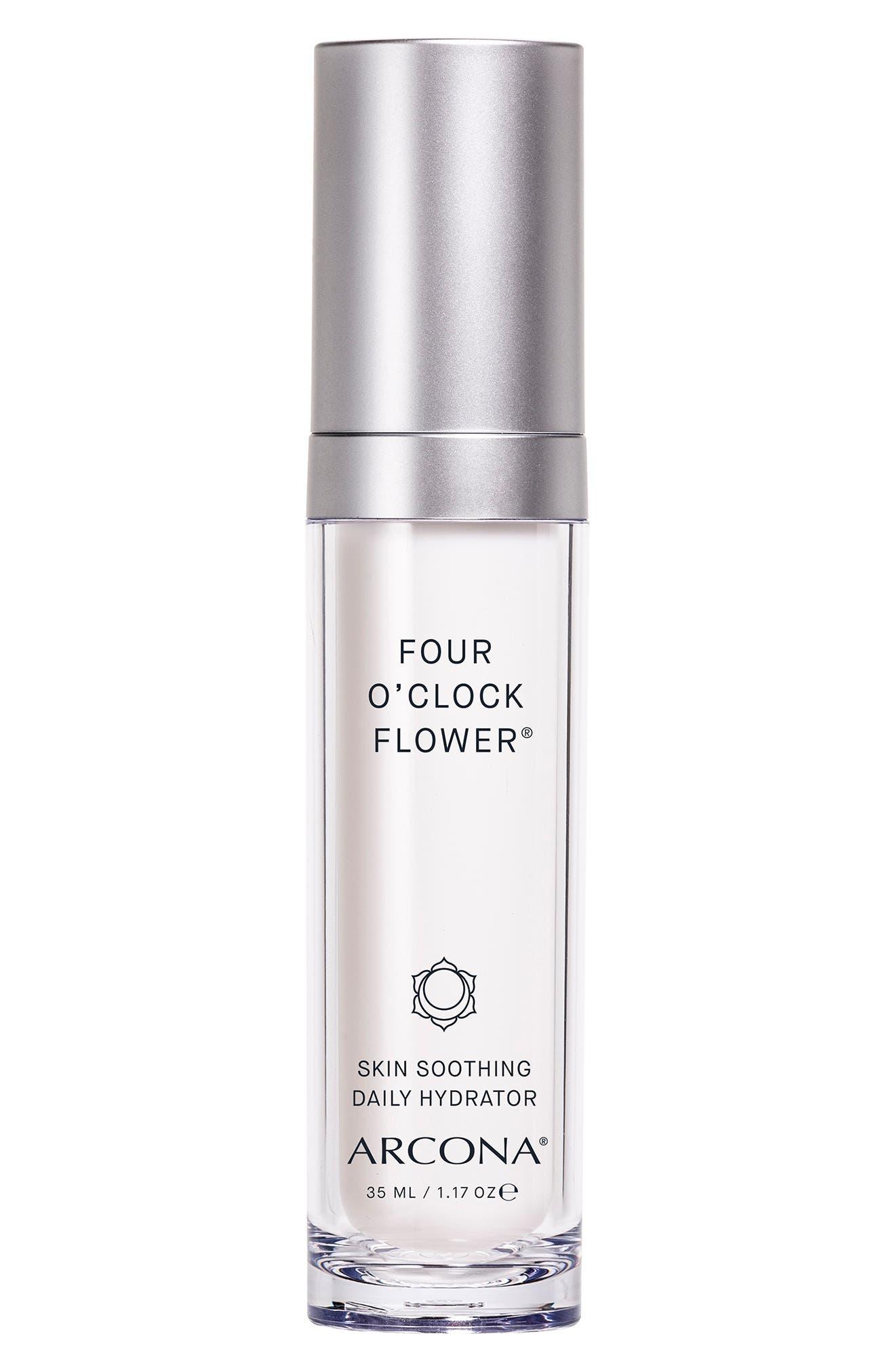 Four O'Clock Flower Hydrator Face Moisturizer For Sensitive Skin