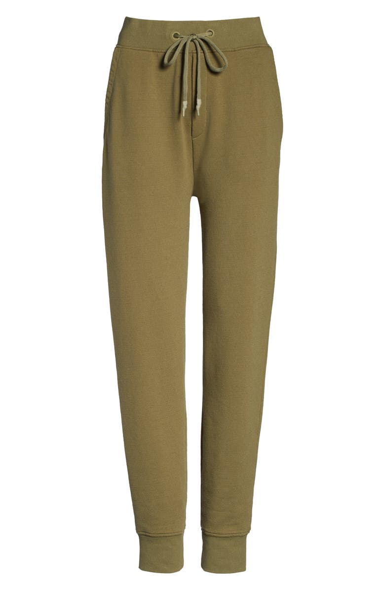 UGG<SUP>®</SUP> Ericka Relaxed Joggers, Alternate, color, WILD OLIVE