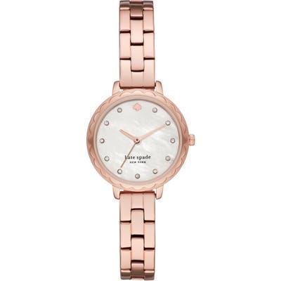 Kate Spade New York Morningside Bracelet Watch, 2m