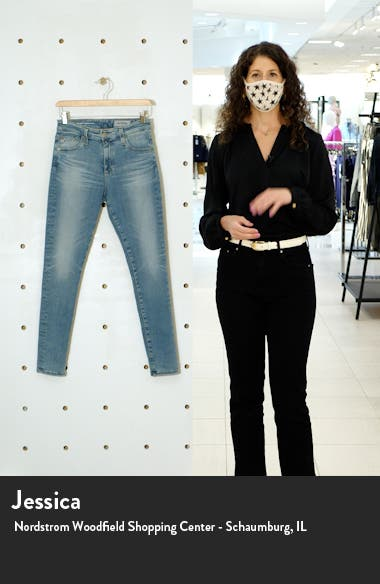Farrah Skinny Ankle Jeans, sales video thumbnail