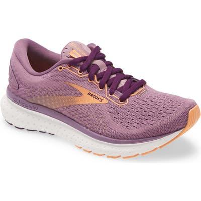 Brooks Glycerin 18 Running Shoe, Purple