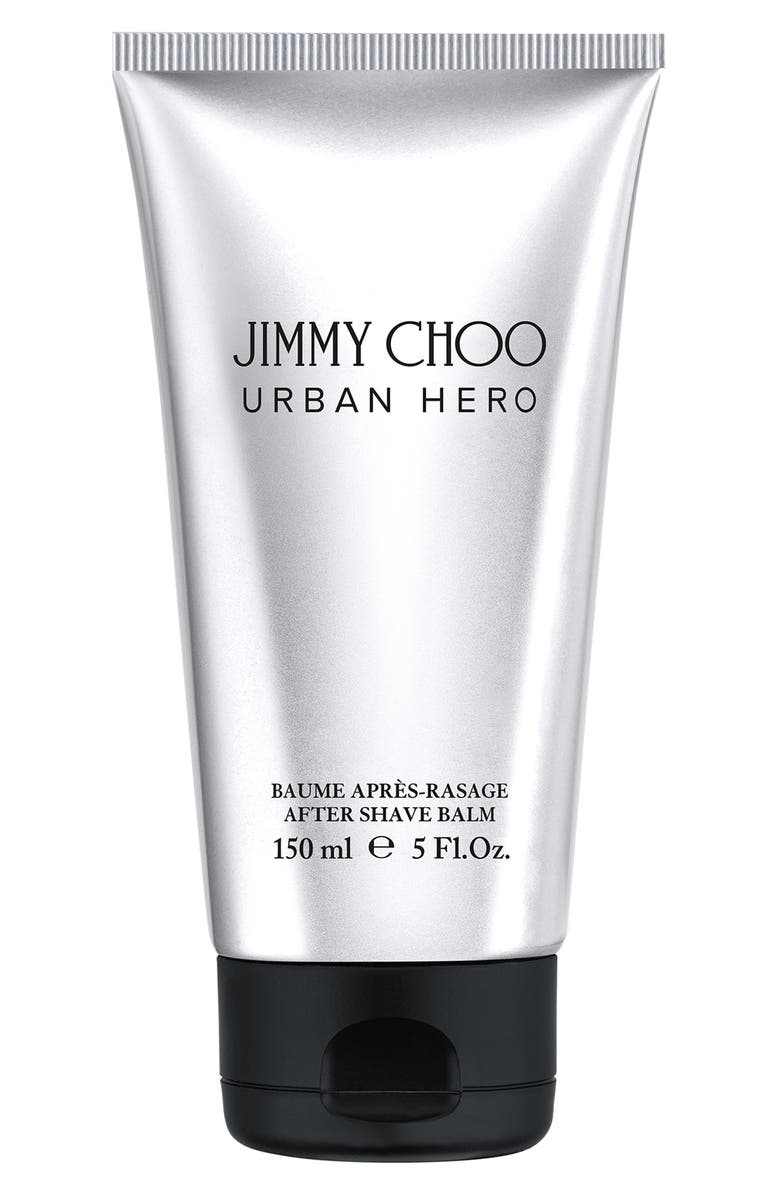 JIMMY CHOO Urban Hero After Shave Balm, Main, color, NO COLOR