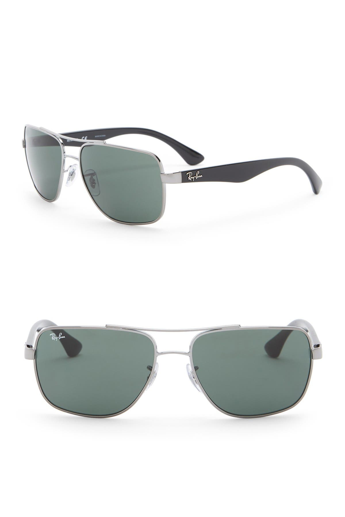 Image of Ray-Ban 60mm Navigator Sunglasses