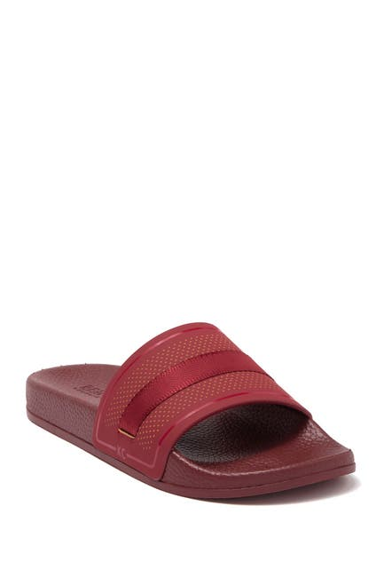 Image of Kenneth Cole Reaction Screen Mixed Slide Sandal