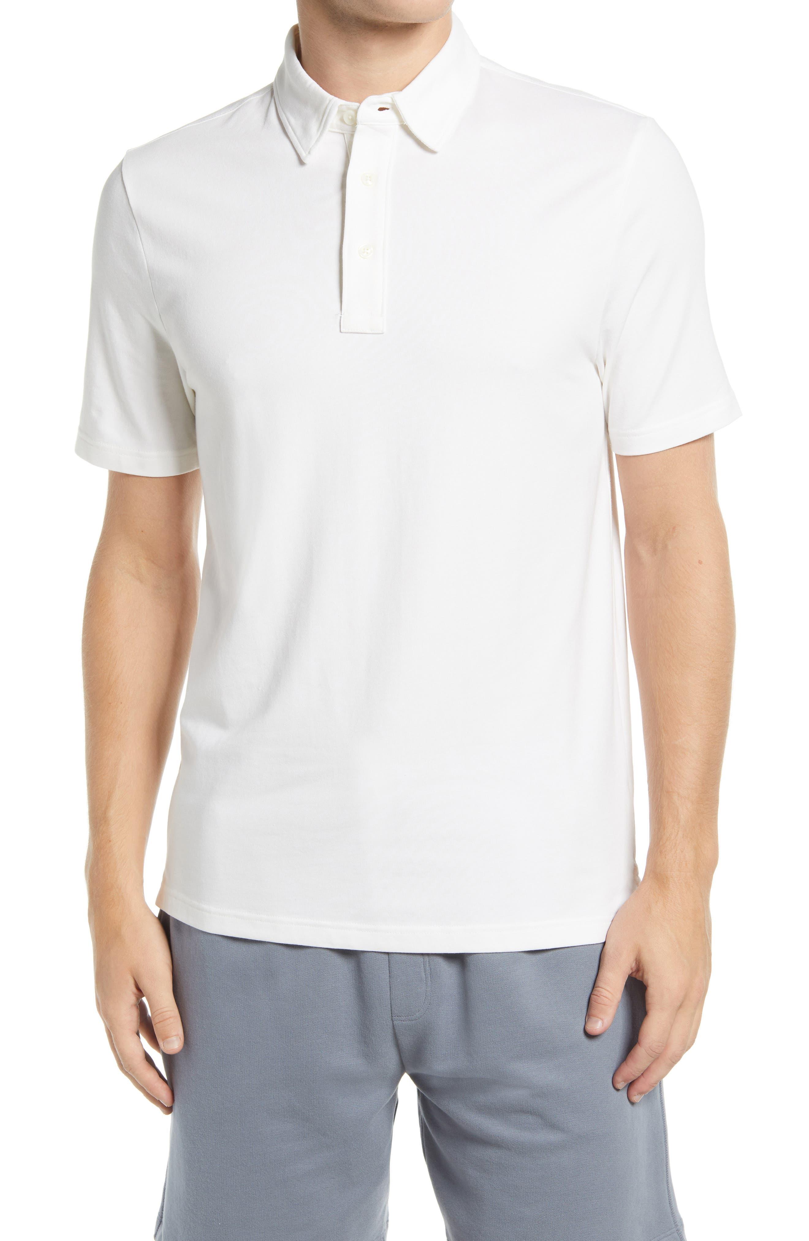 Movement Short Sleeve Polo Shirt