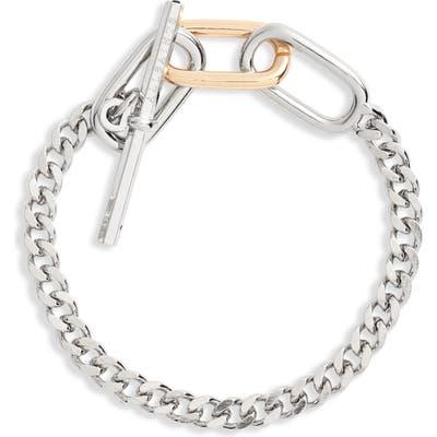 Allsaints Toggle Chain Bracelet