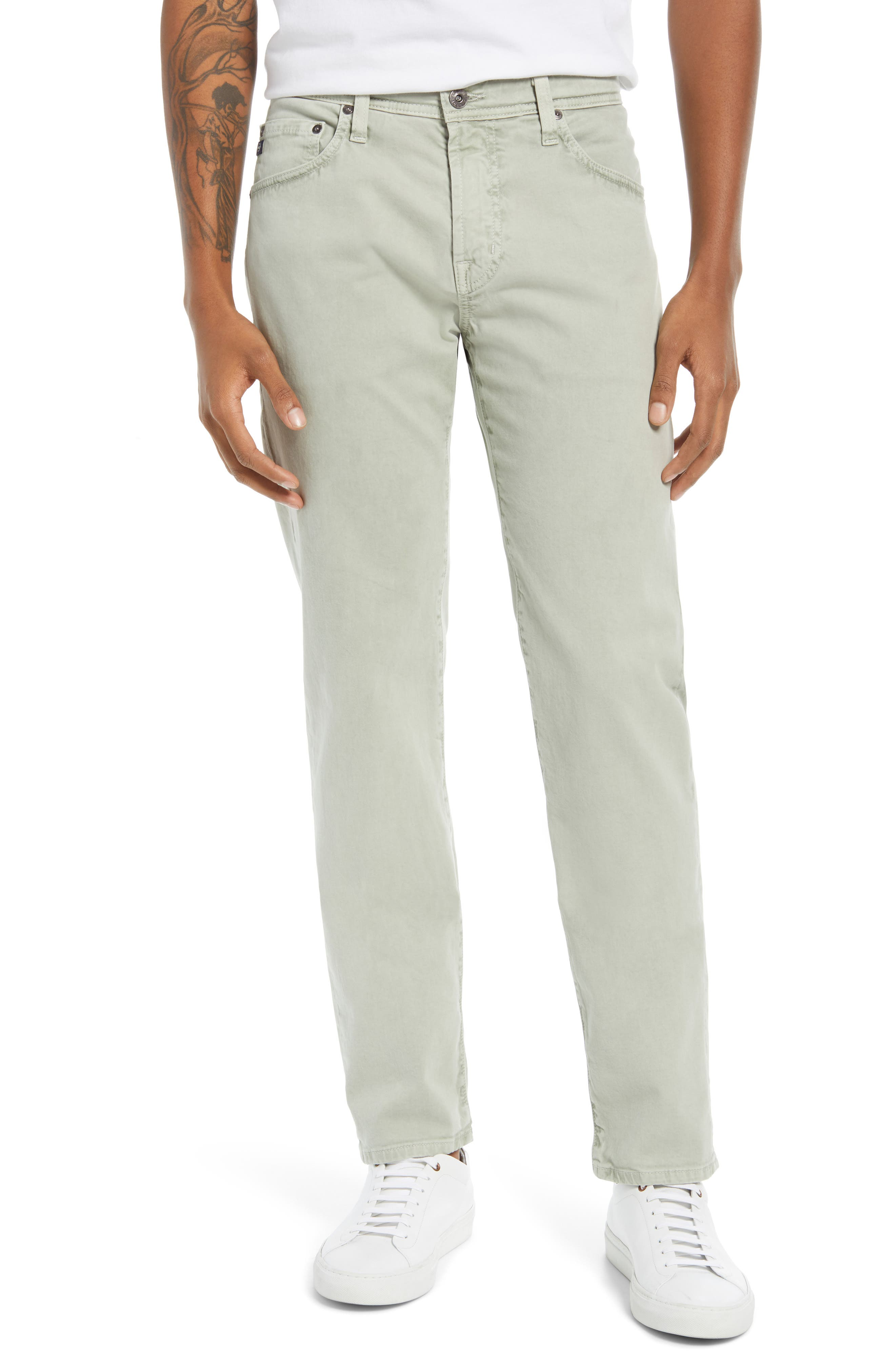 Tellis Men's Slim Fit Pants