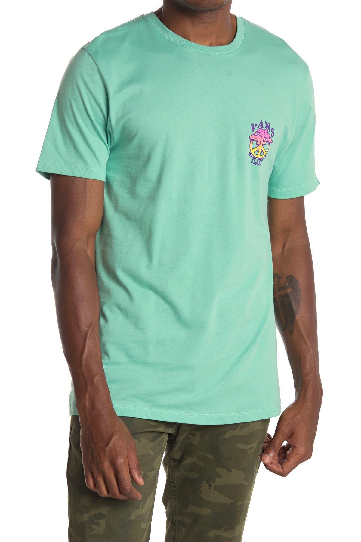 Image of VANS SK8 Hi Forever Logo T-Shirt