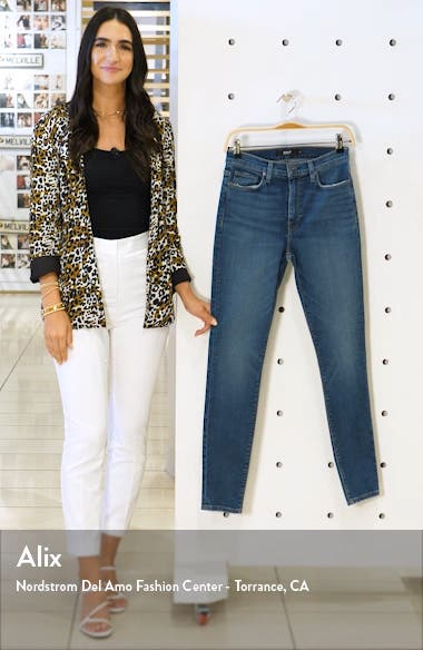Barbara High Waist Super Skinny Jeans, sales video thumbnail