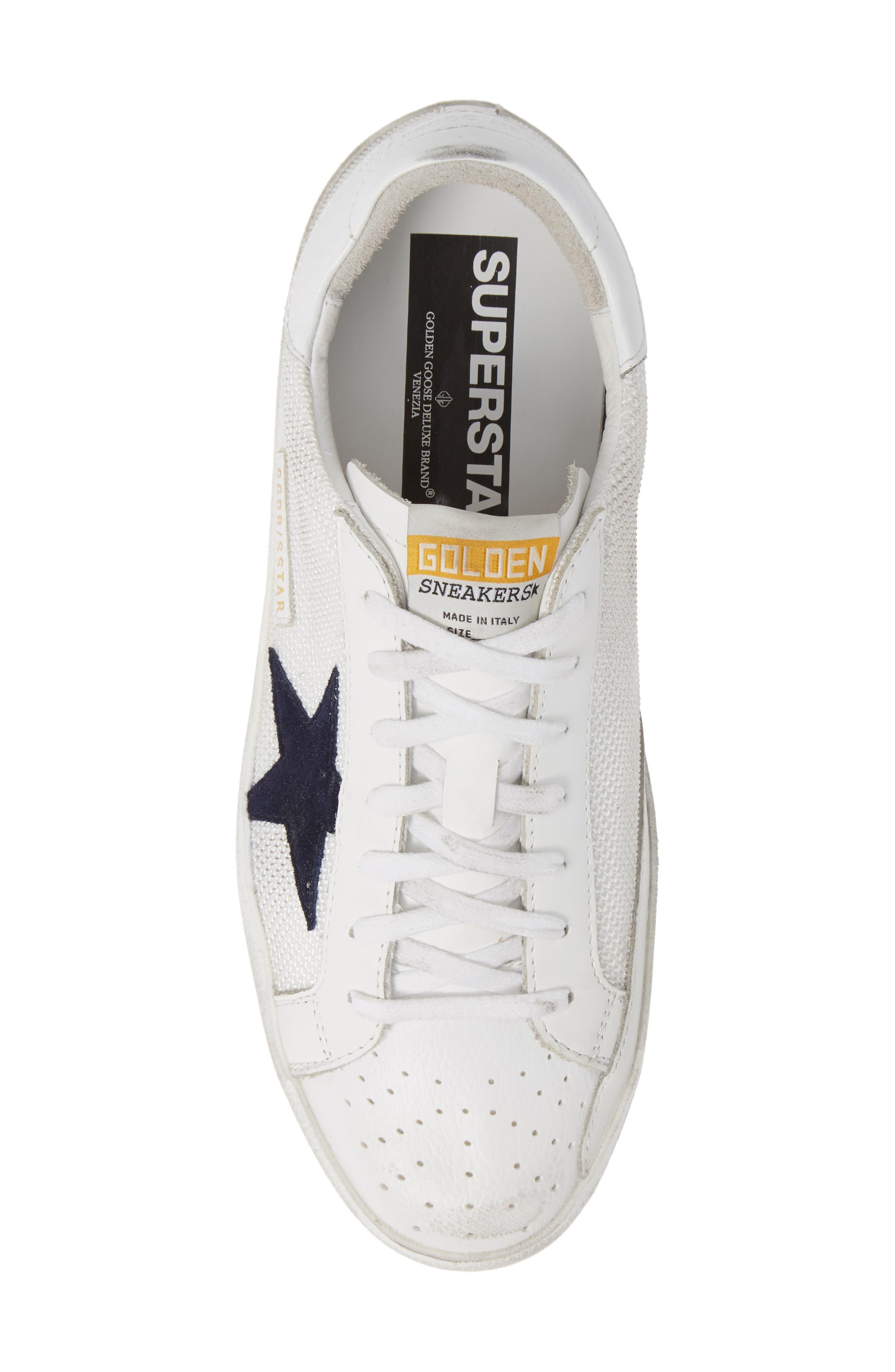 ,                             'Superstar' Sneaker,                             Alternate thumbnail 77, color,                             102