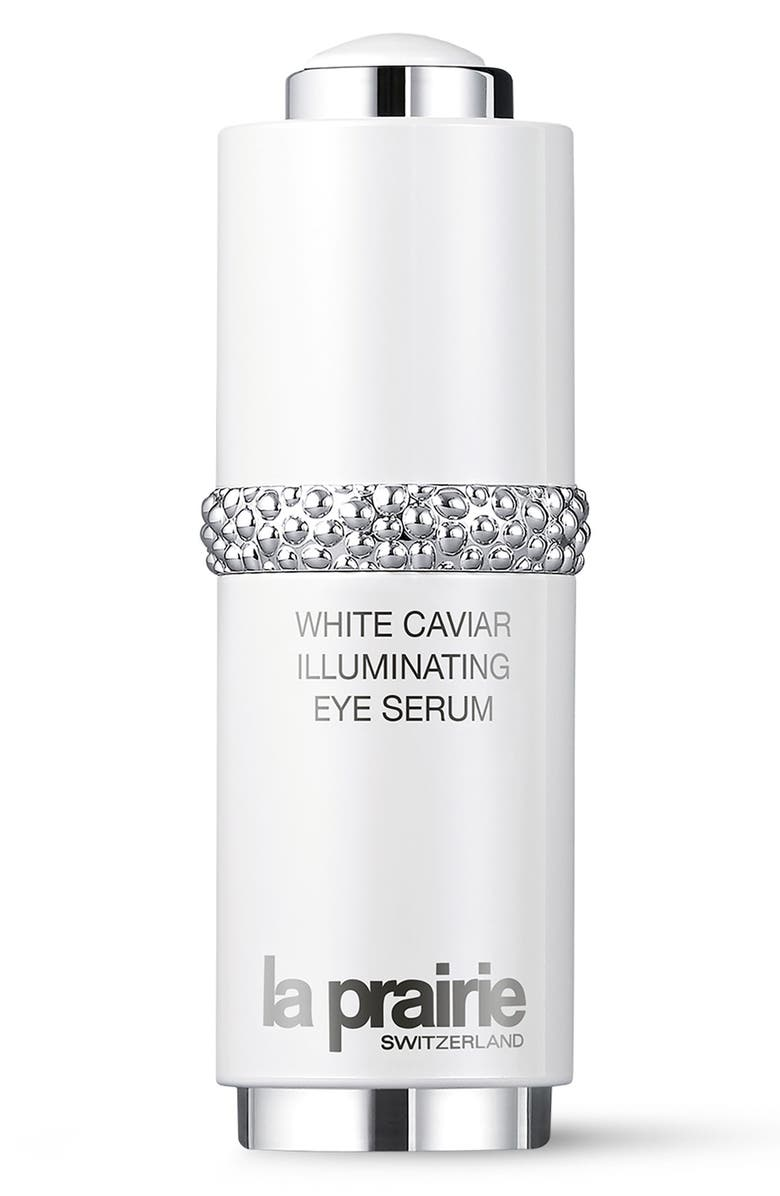 LA PRAIRIE White Caviar Illuminating Eye Serum, Main, color, NO COLOR