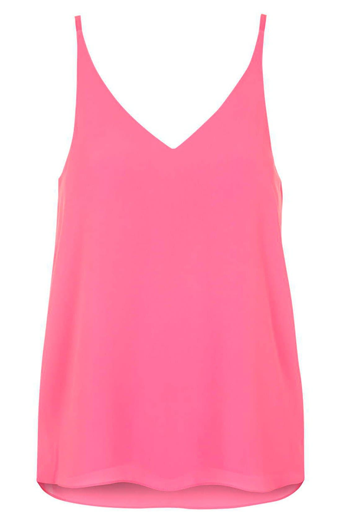 ,                             Strappy V-Neck Camisole,                             Alternate thumbnail 61, color,                             670