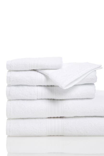 Image of Nordstrom Rack 500 Gram Cotton Terry Towel - Set of 6