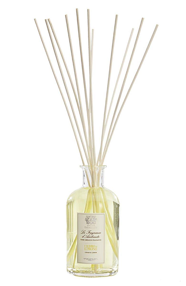ANTICA FARMACISTA Lemon, Verbena & Cedar Home Ambiance Perfume, Main, color, NO COLOR