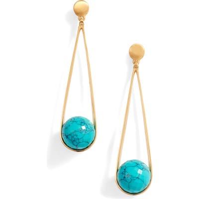 Dean Davidson Bossa Ipanema Turquoise Swing Earrings