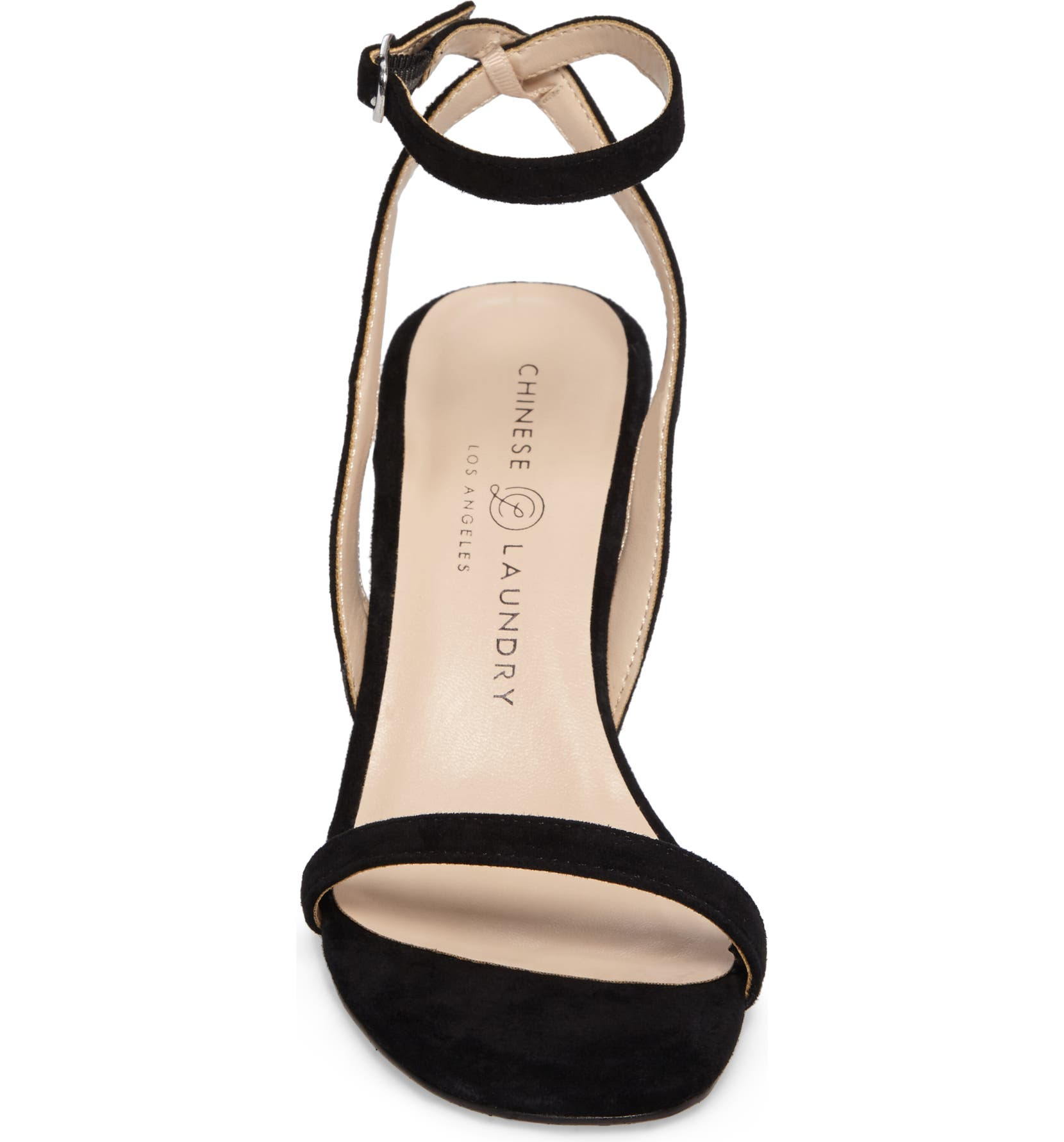 3803706dc6 Chinese Laundry Shanie Clear Heel Sandal (Women) | Nordstrom