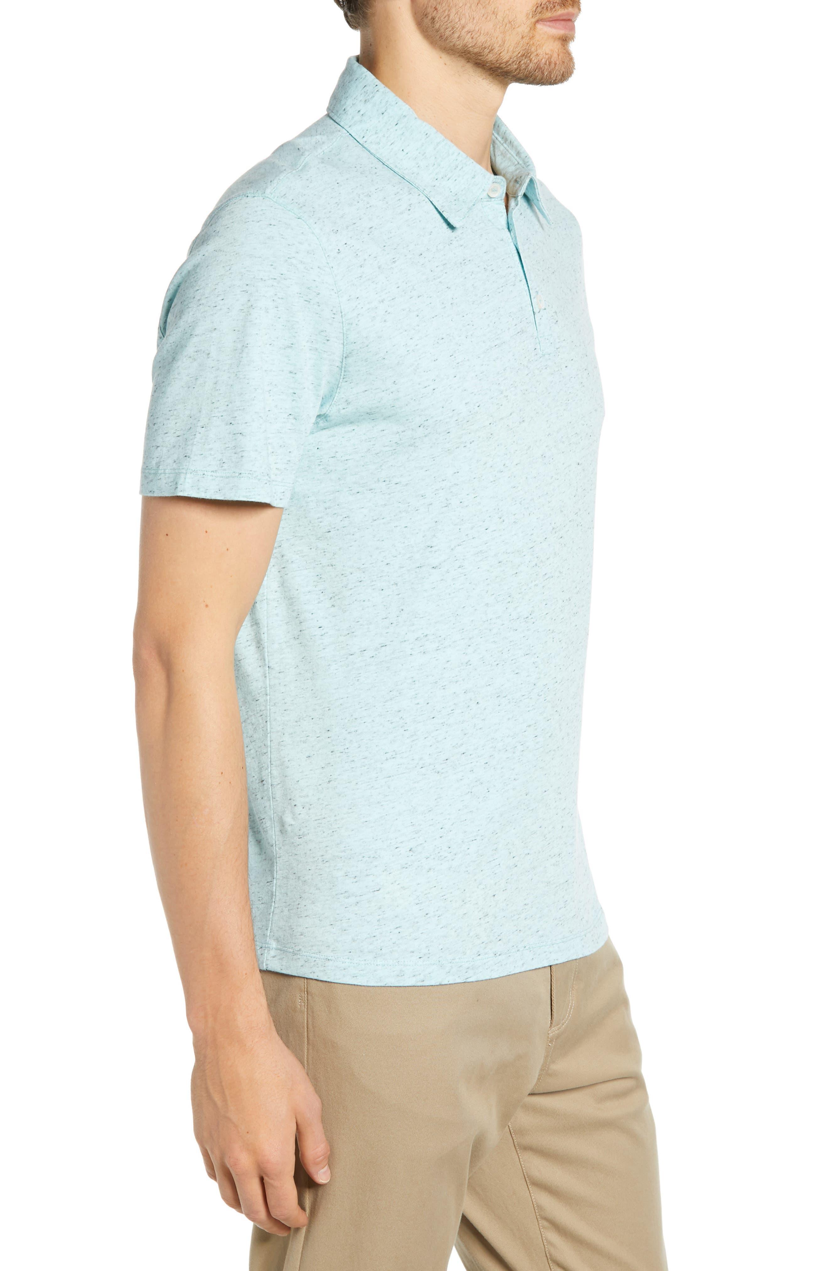 ,                             Cadler Regular Fit Polo Shirt,                             Alternate thumbnail 3, color,                             435