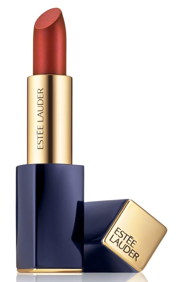ESTÉE LAUDER Pure Color Envy Hi-Lustre Light Sculpting Lipstick, Main, color, SLOW BURN
