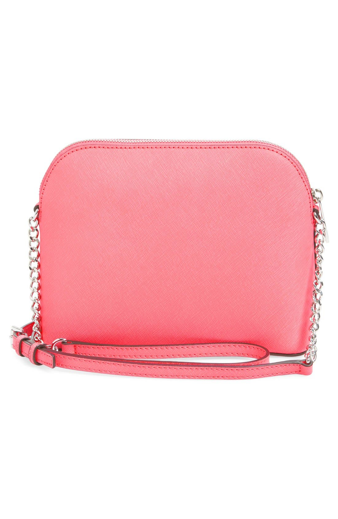 ,                             'Large Cindy' Saffiano Leather Crossbody Bag,                             Alternate thumbnail 25, color,                             950