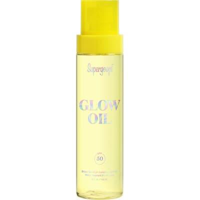 Supergoop! Glow Oil Spf 50 Sunscreen, oz