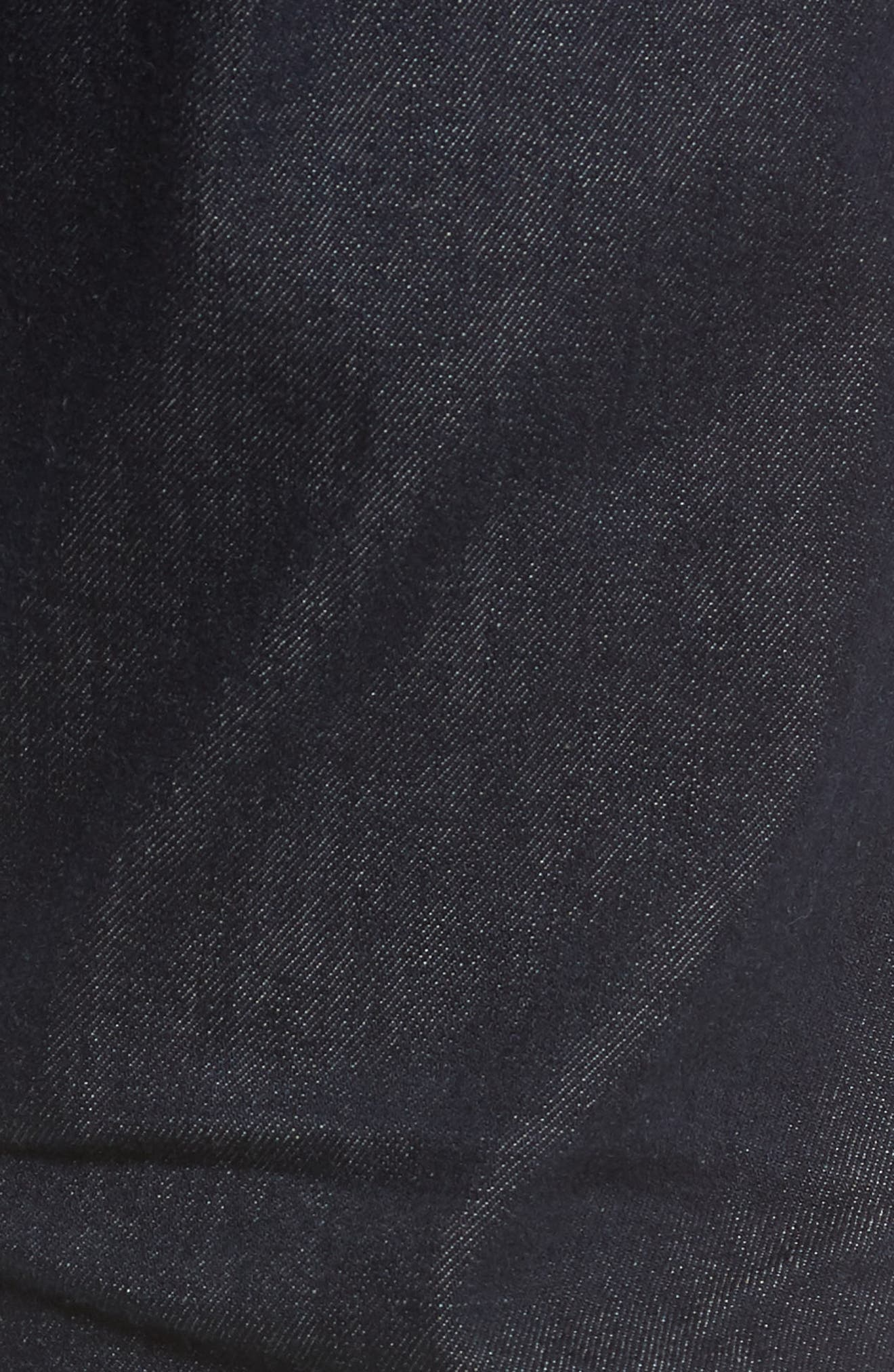 ,                             Ashdown Slim Straight Fit Jeans,                             Alternate thumbnail 6, color,                             INDIGO